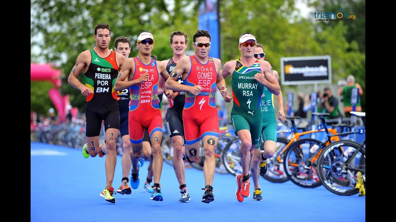 The Greatest Male Triathletes to Ever Grace the Planet